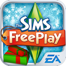 Sims Free Play save