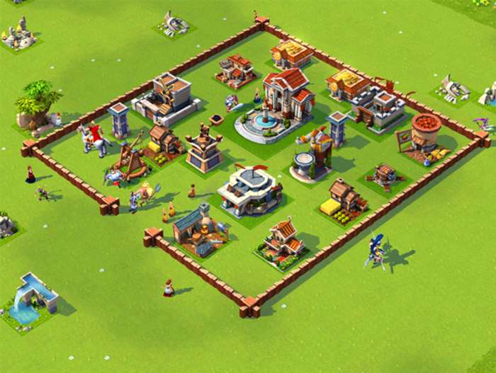 Clash of Clans для Android