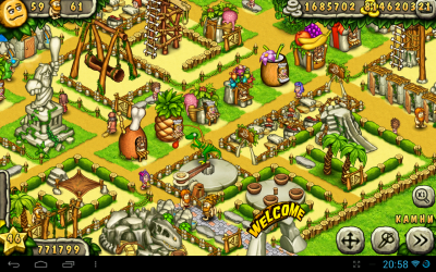 Роблокс играть строить парк аттракционов