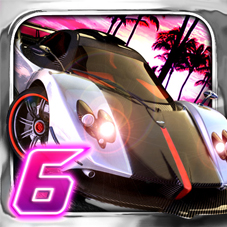 Asphalt 6 save