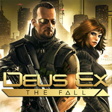 Deus Ex: The Fall мод