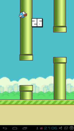 Flappy bird hack